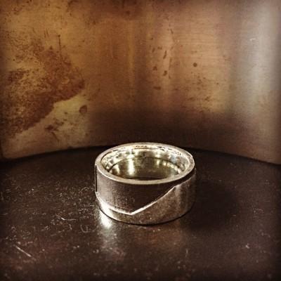 Mens Enigma Ring